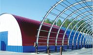 Быстровозводимые металлоконструкции в Таштаголе
