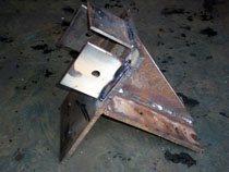 Ремонт металлоконструкций в Таштаголе